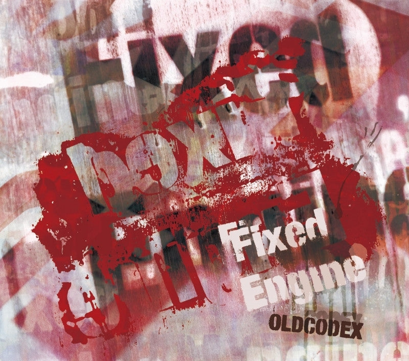 (Album) OLDCODEX Single Collection: Fixed Engine (Red Label) [w/ Blu-ray, Limited Edition]