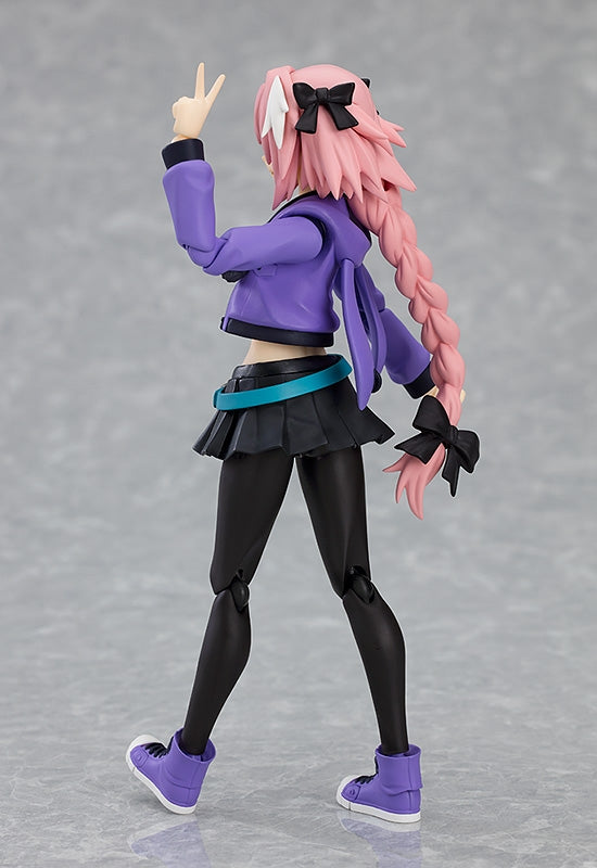 "(Action Figure) Fate/Apocrypha figma Rider of ""Black"": Casual ver."
