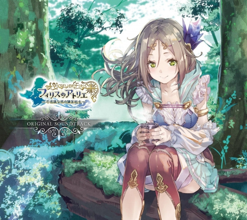 (Soundtrack) Atelier Firis: The Alchemist and the Mysterious Journey Original Game Soundtrack