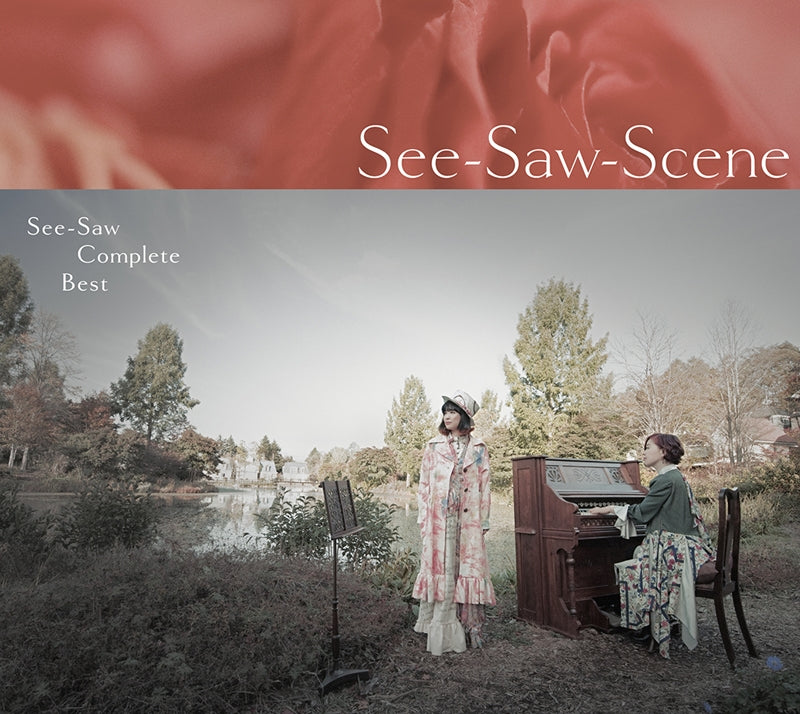 (Album) See-Saw Complete Best See-Saw-Scene by See-Saw