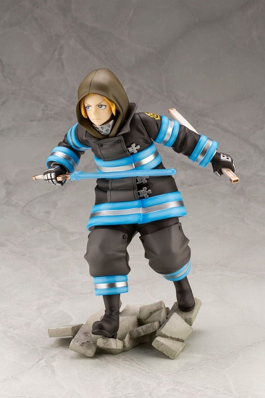 (Figure) Fire Force ARTFX J Arthur Boyle