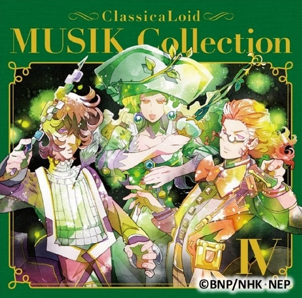 (Album) ClassicaLoid TV Anime Series: MUSIK Collection Vol. 4