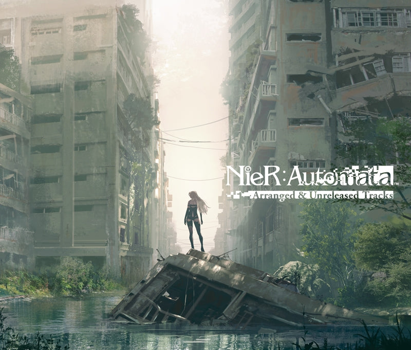 (Album) NieR:Automata Game Arranged & Unreleased Tracks