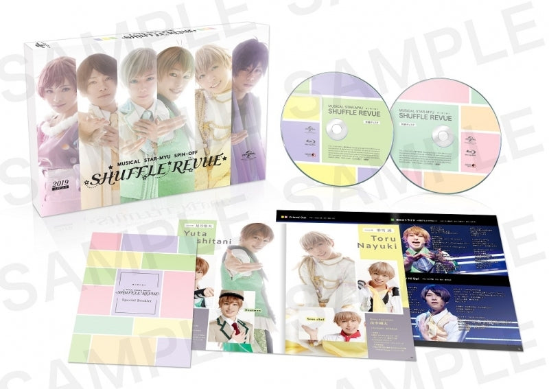 (DVD) Star-Mu the Musical Spin-off: SHUFFLE REVUE