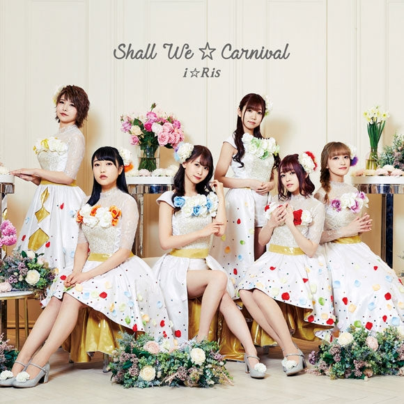 (Album) Shall we☆Carnival by i☆Ris [Regular Edition]