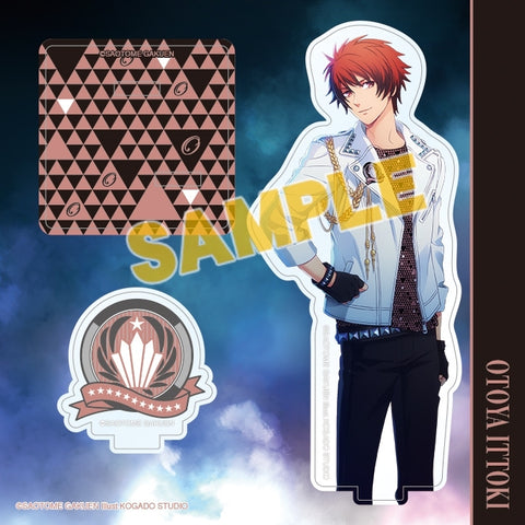 (Goods - Stand Pop) Uta no Prince-sama Acrylic Figure Plate Mystic Light Ver. - Otoya Ittoki [animate Exclusive] (Re-release)