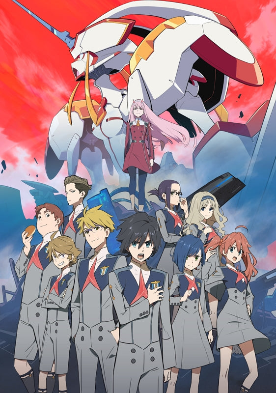 (DVD) Darling in the Franxx TV Series Vol. 3 [Production Run Limited Edition]