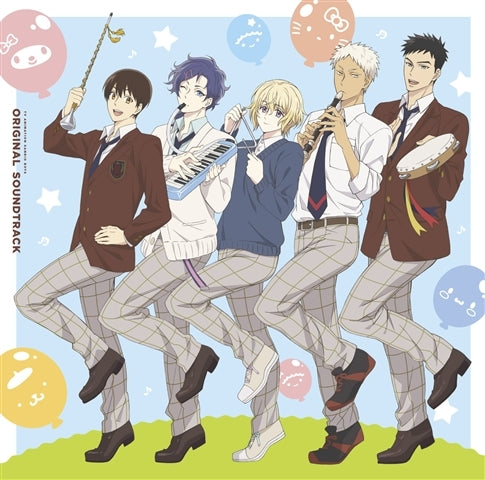 (Soundtrack) Sanrio Danshi TV Series ORIGINAL SOUNDTRACK