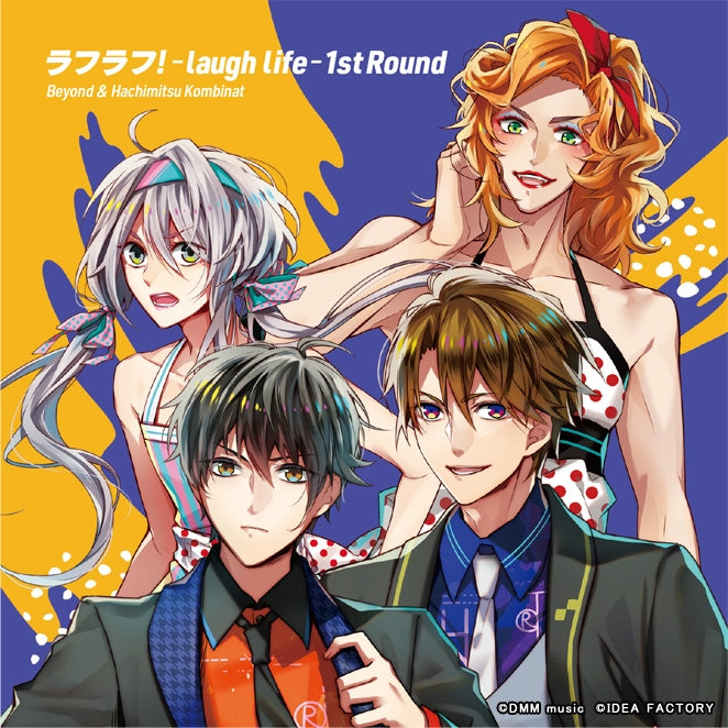 (Drama CD) Laugh Life! 1st Round [Regular Edition]