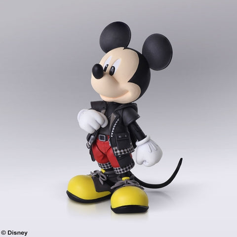 (Action Figure) KINGDOM HEARTS III BRING ARTS  King Mickey