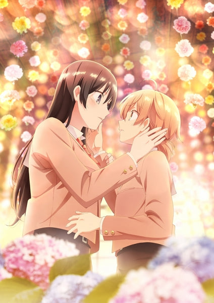 (Blu-ray) Bloom Into You (Yagate Kimi ni Naru) TV Series 1 [Regular Edition]