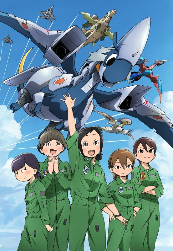 (DVD) Dragon Pilot: Hisone and Masotan TV Series DVD BOX Hatsudo Hen [Deluxe Edition]