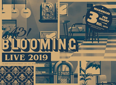 (Blu-ray) A3! BLOOMING LIVE 2019 [Makuhari Performance Edition]