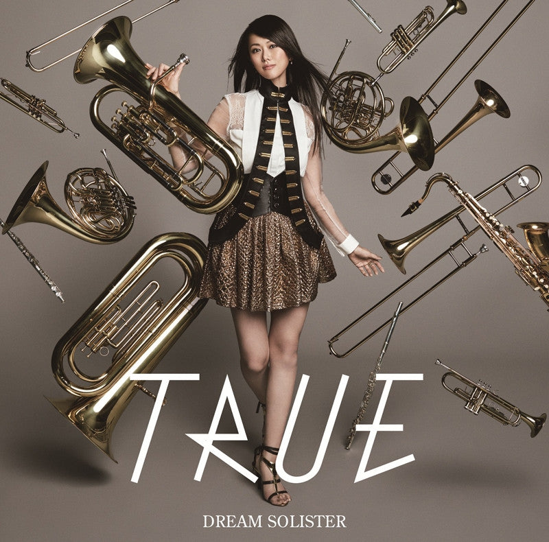 (Theme Song) TV Hibike! Euphonium  OP: DREAM SOLISTER / TRUE [Artist Edition] [CD+DVD]
