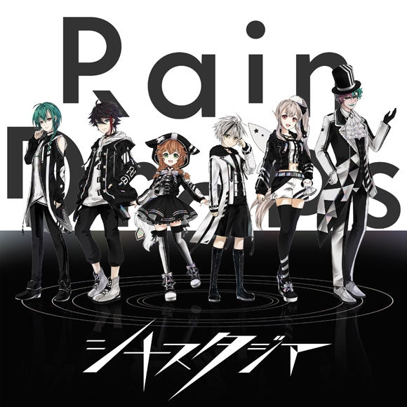 (Album) Synesthesia by Rain Drops [First Run Limited Edition A]