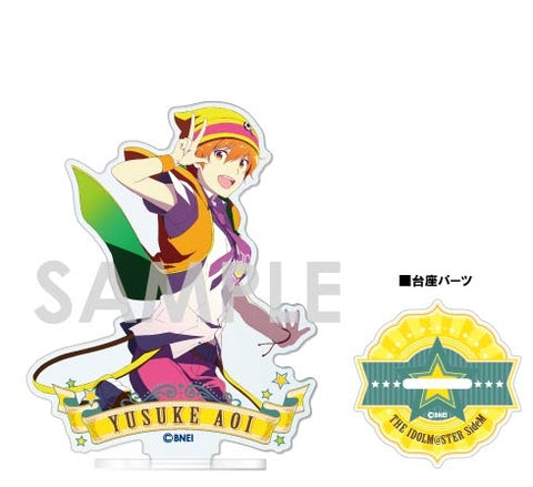 (Goods - Stand Pop) The Idolmaster SideM Acrylic Stand~1st STAGE & 2nd STAGE~ Vol. 2 G. Yusuke Aoi