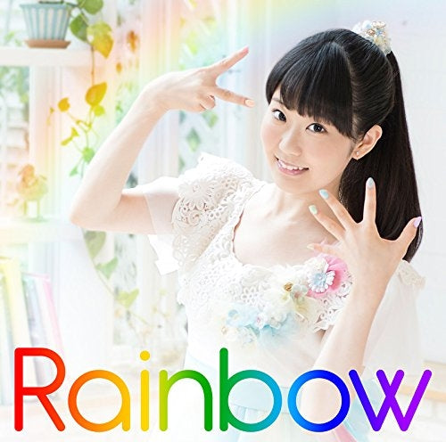 (Album) Rainbow by Nao Touyama [First Run Limited Edition]
