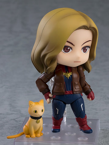 (Action Figure) Captain Marvel Nendoroid Nendoroid Captain Marvel: Hero's Edition DX Ver.