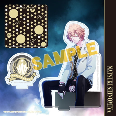 (Goods - Stand Pop) Uta no Prince-sama Acrylic Figure Plate Mystic Light Ver. - Natsuki Shinomiya [animate Exclusive] (Re-release)