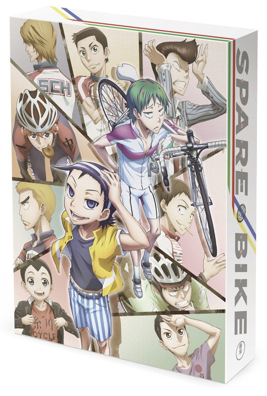 (Blu-ray) Yowamushi Pedal the Movie: Spare Bike [Limited Edition]