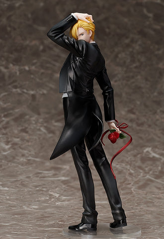 (Figure) BANANA FISH Statue and ring style: Ash Lynx