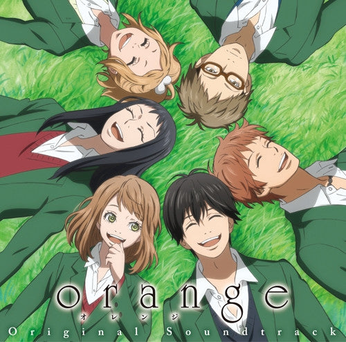 (Soundtrack) TV orange Original Soundtrack Animate International