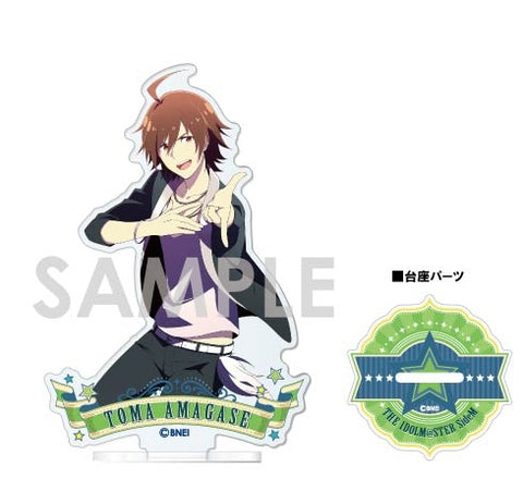 (Goods - Stand Pop) The Idolmaster SideM Acrylic Stand~1st STAGE & 2nd STAGE~ Vol. 2 A. Touma Amagase