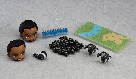 (Figure Parts) Avengers: Infinity War Nendoroid More: Black Panther Extension Set