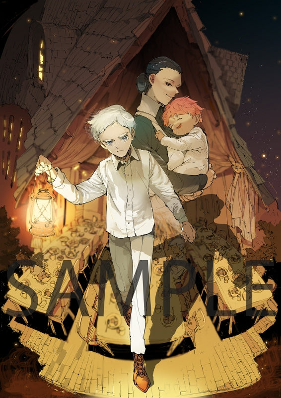 (Blu-ray) The Promised Neverland TV Series Vol. 2 [Complete Production Run Limited Edition]