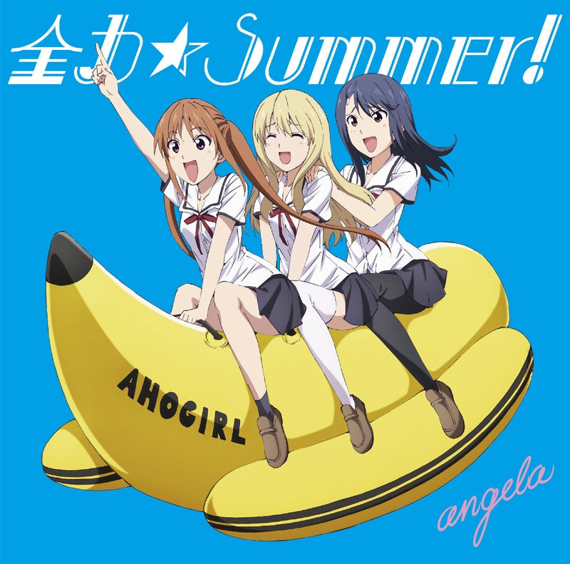 (Theme Song) Aho Girl TV Series OP: Title TBA by angela [Anime Edition]