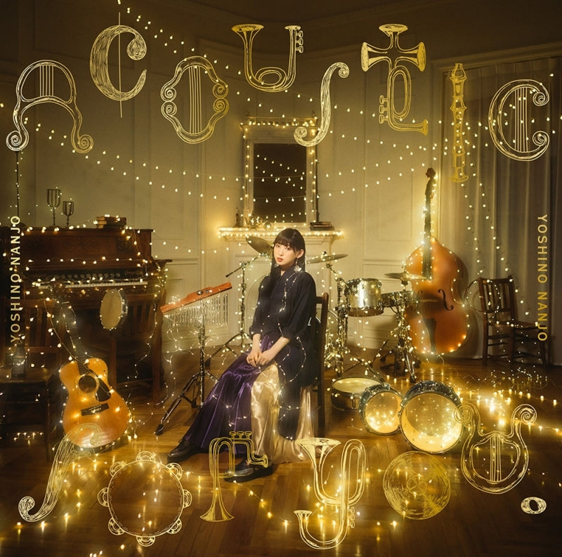 (Album) Acoustic Album: Acoustic for you. by Yoshino Nanjo [Regular Edition]