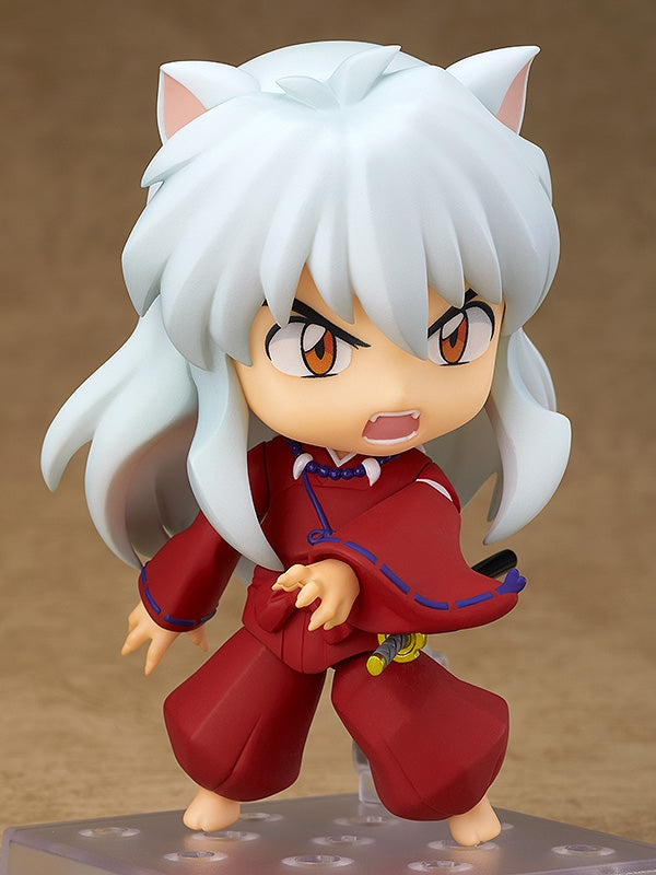 (Action Figure) Nendoroid Inuyasha (Re-release)