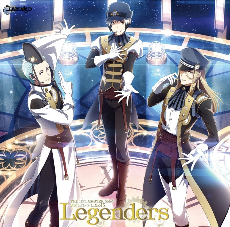 (Character song) THE IDOLM@STER Side M ST@RTING LINE -15 Legenders