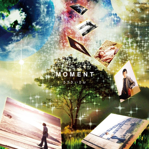 (Album) Sasaki Isao 55th Anniversary Album: MOMENT - Ima no Muko no Ima wo