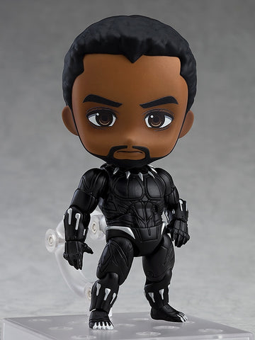 (Action Figure) Avengers: Infinity War Nendoroid Black Panther: Infinity Edition DX Ver.