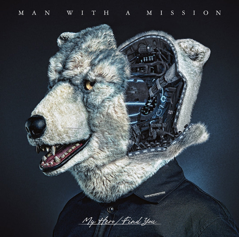 (Theme Song) Inuyashiki TV Series OP: My Hero by MAN WITH A MISSION [First Run Production Limited Edition]