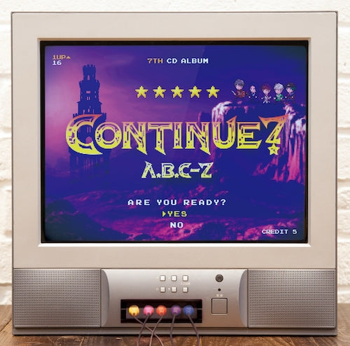 (Album) CONTINUE? by A.B.C-Z [Regular Edition]