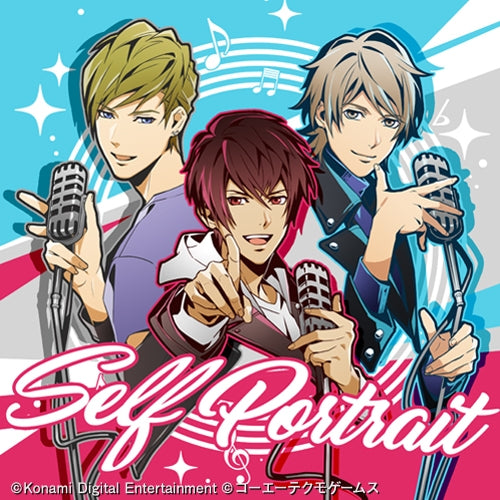 (Character Song) Tokimeki Restaurant☆☆☆ - Self Portrait by 3 Majesty [Regular Edition]