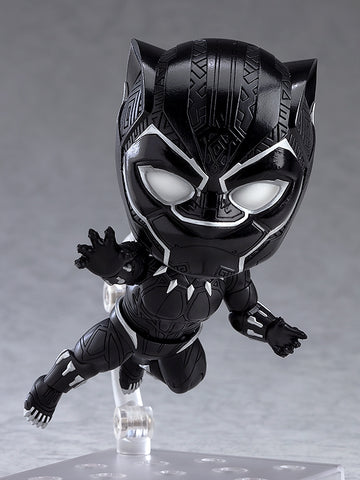 (Action Figure) Avengers: Infinity War Nendoroid Black Panther: Infinity Edition (Re-release)