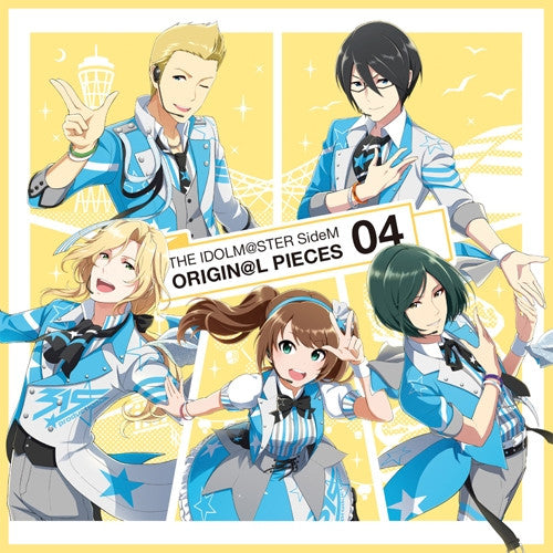 (Character Song) THE IDOLM@STER (Idolmaster) SideM ORIGIN@L PIECES 04