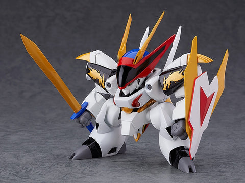 (Plastic Model Kit) Mashin Hero Wataru PLAMAX MS-05: RYUOMARU
