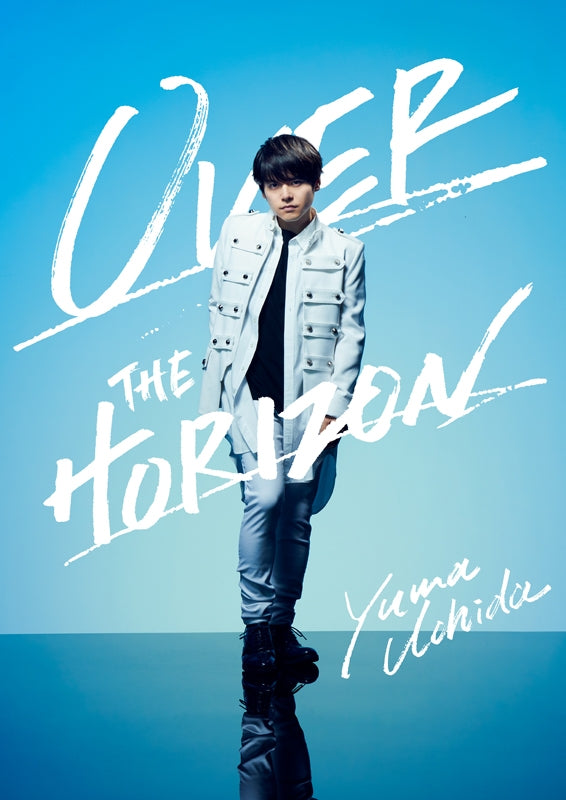(DVD) YUMA UCHIDA 1st LIVE OVER THE HORIZON
