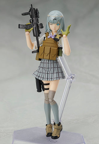 (Action Figure) Little Armory figma Rikka Shiina: Summer Uniform ver.