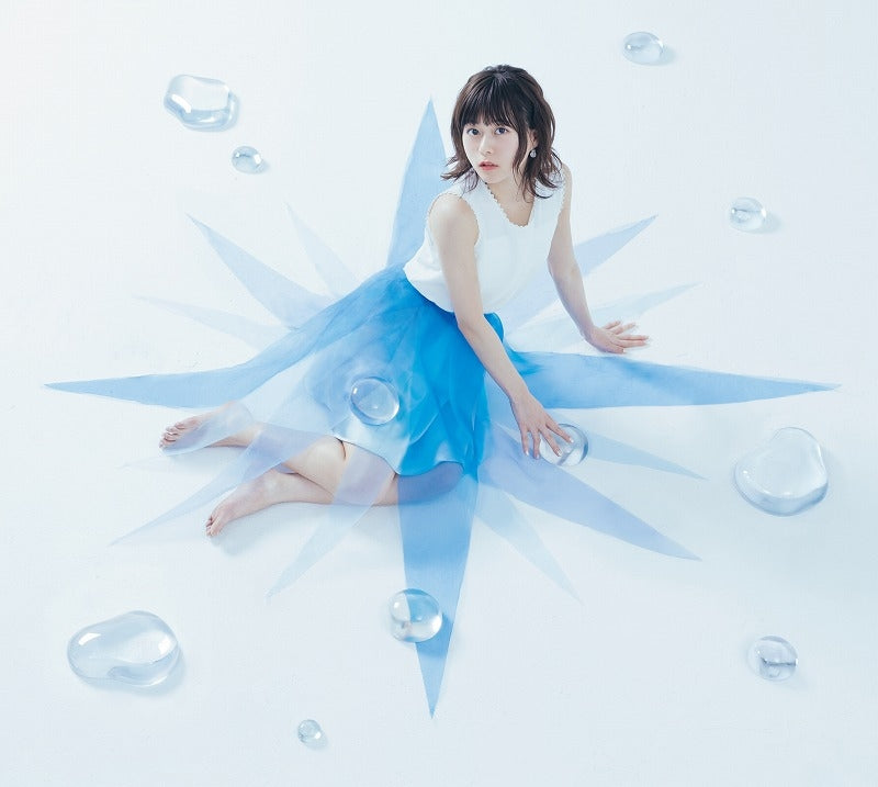 (Album) BLUE COMPASS by Inori Minase [First Run Limited Edition]