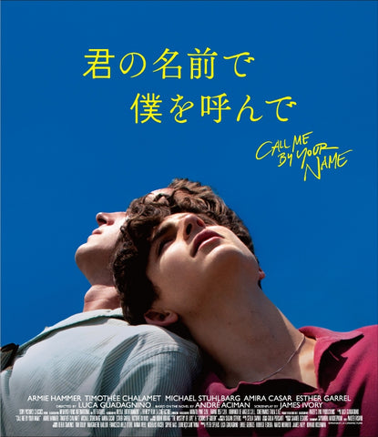 (Blu-ray) Call Me by Your Name [Regular Edition]