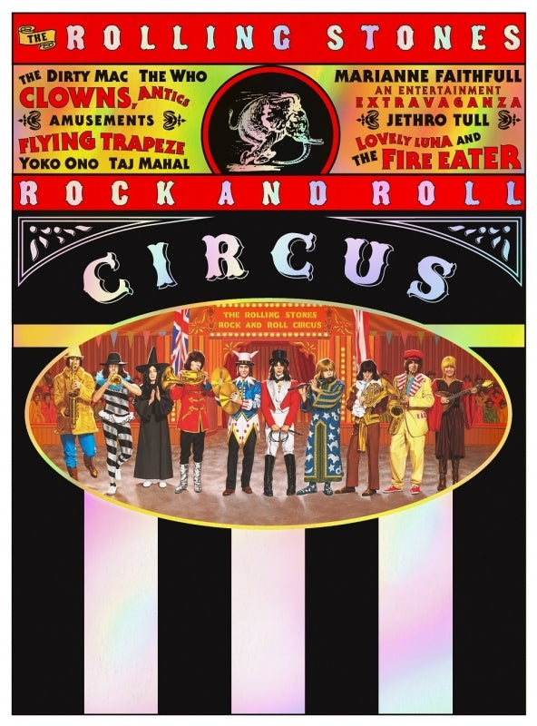 (Blu-ray) The Rolling Stones Rock and Roll Circus Limited Deluxe Edition [Complete Production Run Limited Edition]