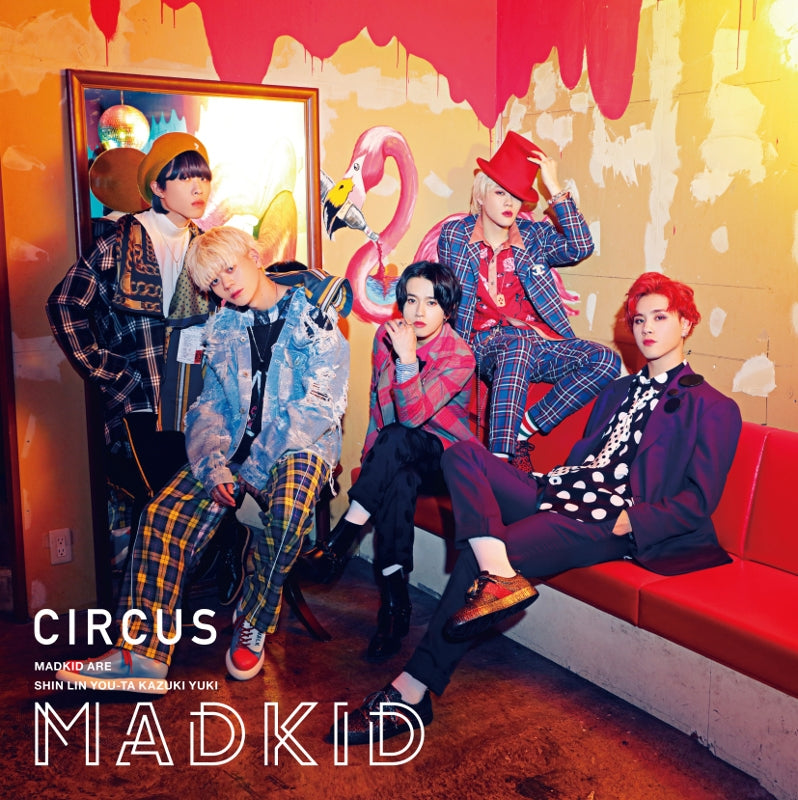 (Album) CIRCUS by MADKID [Type-A]