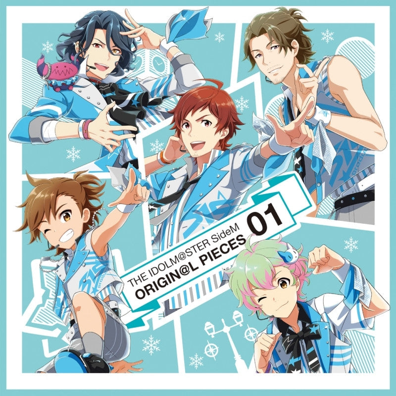 (Character song) THE IDOLM@STER SideM ORIGIN@L PIECES 01