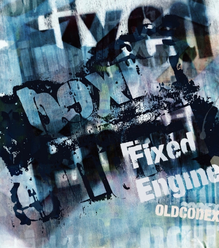 (Album) OLDCODEX Single Collection: Fixed Engine (Blue Label) [w/ DVD, Limited Edition]