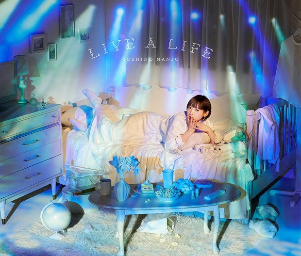 (Album) LIVE A LIFE by Yoshino Nanjo [Regular Edition, CDx5, animate Limited Set]